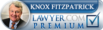 Knox Fitzpatrick  Lawyer Badge