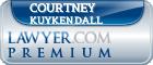 Courtney A. Kuykendall  Lawyer Badge