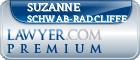 Suzanne Schwab-Radcliffe  Lawyer Badge