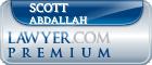 Scott A. Abdallah  Lawyer Badge