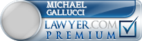 Michael J. Gallucci  Lawyer Badge