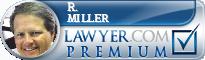 R. Brad Miller  Lawyer Badge