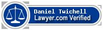 Daniel R Twichell  Lawyer Badge
