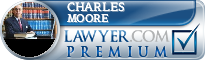 Charles E. Moore  Lawyer Badge