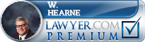 W. Lake Hearne  Lawyer Badge
