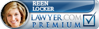 Reen L. Locker  Lawyer Badge