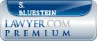 S. Scott Bluestein  Lawyer Badge