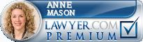 Anne Sallee Mason  Lawyer Badge