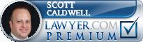 Scott D. Caldwell  Lawyer Badge