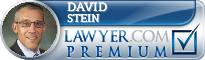 David B. Stein  Lawyer Badge