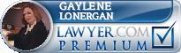Gaylene Rogers Lonergan  Lawyer Badge