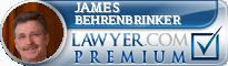 James R. Behrenbrinker  Lawyer Badge