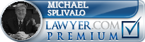 Michael N. Splivalo  Lawyer Badge