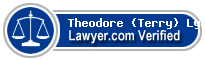 Theodore (Terry) V. Lyons  Lawyer Badge
