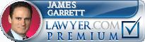 James D. Garrett  Lawyer Badge