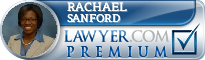 Rachael A. Sanford  Lawyer Badge