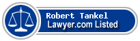 Robert Tankel Lawyer Badge