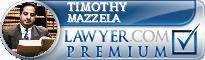 Timothy W. Mazzela  Lawyer Badge