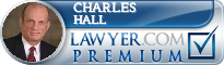 Charles M. Hall  Lawyer Badge