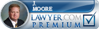 J. Richard Moore  Lawyer Badge