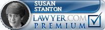 Susan A. Stanton  Lawyer Badge