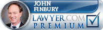 John A. Finbury  Lawyer Badge