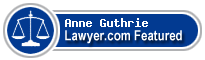 Anne Wilson Guthrie  Lawyer Badge