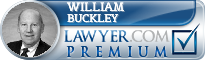 William E. Buckley  Lawyer Badge