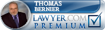 Thomas C. Bernier  Lawyer Badge
