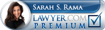 Sarah S. Rama, ESQ., LL.M.  Lawyer Badge