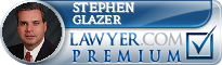 Stephen Robert Glazer  Lawyer Badge