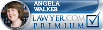 Angela L. Walker  Lawyer Badge