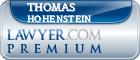 Thomas P. Hohenstein  Lawyer Badge