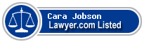 Cara Jobson Lawyer Badge