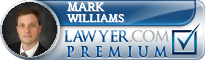 Mark A. Williams  Lawyer Badge