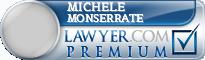 Michele M. Monserrate  Lawyer Badge