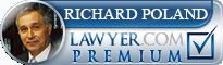 Richard L. Poland  Lawyer Badge