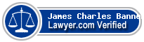 James Charles Michael Bannerman  Lawyer Badge