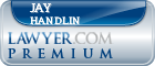 Jay S. Handlin  Lawyer Badge