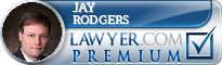 Jay Rodgers  Lawyer Badge