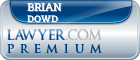 Brian J Dowd  Lawyer Badge