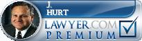 J. Roger Hurt  Lawyer Badge