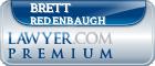 Brett Charles Redenbaugh  Lawyer Badge