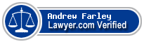 Andrew B. Farley  Lawyer Badge