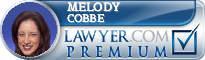 Melody E. Cobbe  Lawyer Badge
