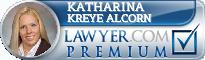 Katharina Kreye Alcorn  Lawyer Badge