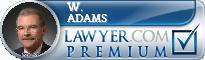 W. Michael Adams  Lawyer Badge