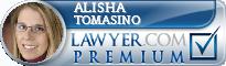 Alisha S. Tomasino  Lawyer Badge