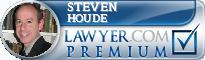 Steven M. Houde  Lawyer Badge