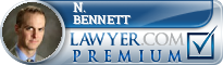 N. Kane Bennett  Lawyer Badge